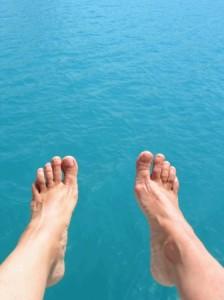 לקפוץ למים, לי-לך השגים