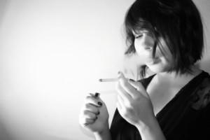 מבעד לעשן לא רואים את המציאות, לי-לך השגים